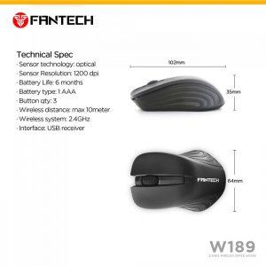 fantech-w189-office-usb-wireless-mouse