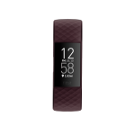 FITBIT CHARGE 4 BURGUNDY2